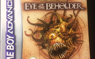 Eye of the Beholder Dungeons & Dragons GBA