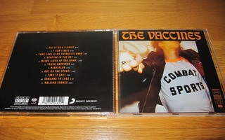 The Vaccines: Combat Sports CD