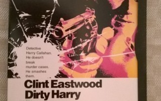 Dirty Harry Clint Eastwood DVD