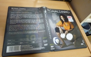 Ronaldinho - A day in the life of   dvd 12714
