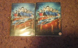 DVD The Orville The Complete First Season