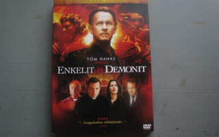 ENKELIT JA DEMONIT ( Tom Hanks )
