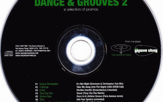 Various – Dance & Grooves 2 - A Selection Of Promos CD