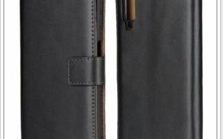Samsung Galaxy A7 (2018) - Musta Premium suojakuori #25085