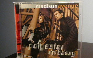 Madison Avenue – The Polyester Embassy CD