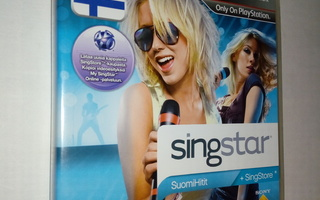 PS3)  Singstar SuomiHitit