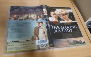 The Making Of A Lady    dvd 12205
