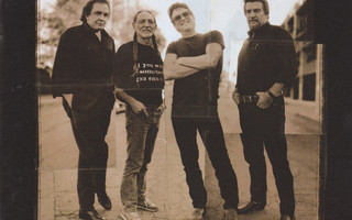 Highwaymen - The Road Goes On Forever (CD+6) NEAR MINT!!