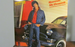 Ronnie McDowell - Willing LP ( FE 39329  )