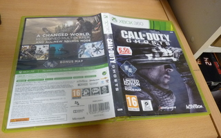 Call Of Duty Ghosts    XBOX 360 12735