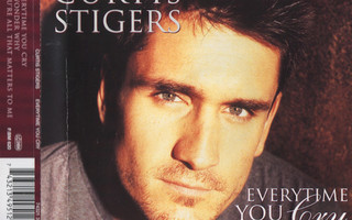 Curtis Stigers – Everytime You Cry CD-Single