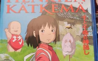 Henkien kätkemä blu-ray Hayao Miyazaki