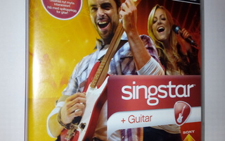 PS3) Singstar + Guitar