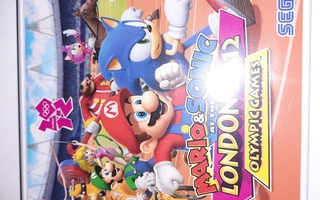 Mario & Sonic at the London 2012 Olympic Games videopeli