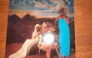 Odyssey (2) - Hollywood Party Tonight (1978) LP levy