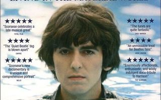 George Harrison :  Living in The Material World -  (Blu-ray)