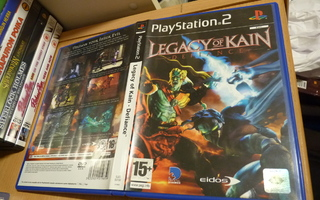 Legacy of Kain - Defiance   ( ps2 )