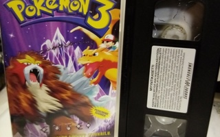 VHS : POKEMON 3