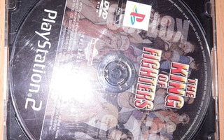 PS2 The King Of Fighters videopeli [L]