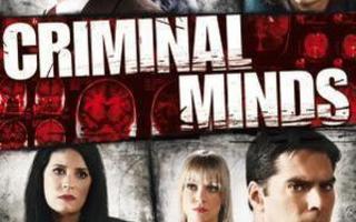 Criminal Minds - Kausi 5(6 disc) DVD Boxi