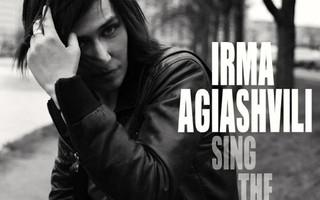 IRMA AGIASHVILI : Sing the unspoken