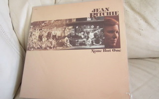 Jean Ritchie LP USA 1977 None But One