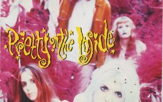 HOLE: Pretty On The Inside - US 1991/1994 RI CD - Caroline