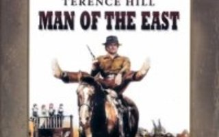 Man of the East - Mies idästä (Terence Hill) Blu-Ray