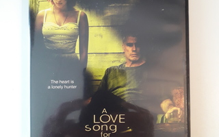 A Love song for Bobby Long - DVD