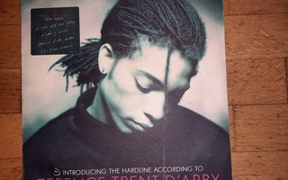 Terence Trent D'Arby (1987) LP levy