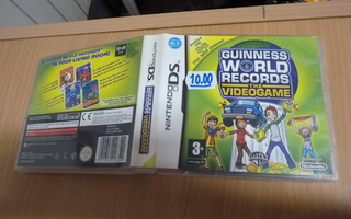 Guinness World Records The Videogame    NINTENDO DS 10870