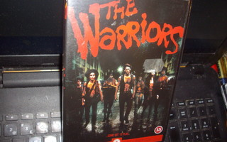 DVD : The Warriors - Soturit ( UUSI ! ) Ohjaus : Walter Hill