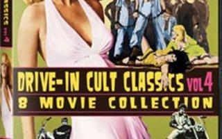 Drive-In Cult Classics, Vol. 4    R1