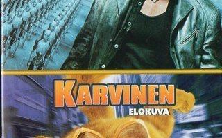 I ROBOT / KARVINEN(3367)-FI-DVD(2)2 movie,