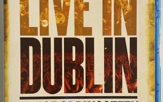 Bruce Springsteen : Live in Dublin - Blu-ray