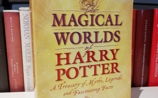 Magical Worlds of Harry Potter - A Treasury - David Colbert