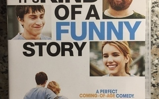 It's Kind Of A Funny Story ----DVD