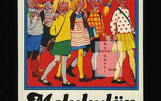 MELUKYLÄN LAPSET Astrid Lindgren & Ingrid Nyman 1983 UUSI-