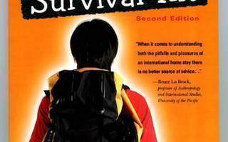 EXCHANGE STUDENT SURVIVAL KIT : Bettina Hansell nid UUSI-