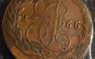 Venäjä 1765 EM5 Kopeekkaa (ppp)