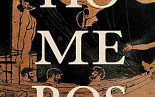 HOMEROS TROIJAN SOTA & Odysseuksen HARHARETKET NOUTO=OK UUSI