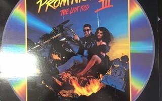 Prom Night III - The Last Kiss LaserDisc