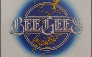 Bee Gees Greatest  CD