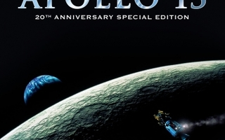 Apollo 13 :  20th Anniversary Special Edition  -   (Blu-ray)