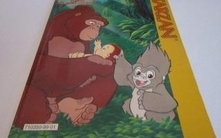 Walt Disney PIENET SATUKLASSIKOT. TARZAN.