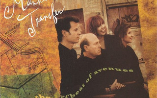 MANHATTAN TRANSFER : The offbeat of avenues