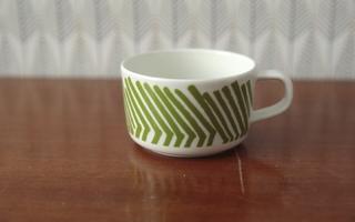 Marimekko for FInnair Silkkikuikka kuppi / kahvikuppi