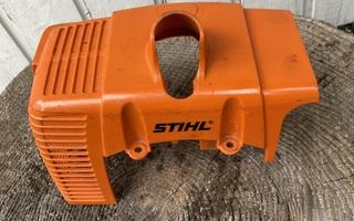 Stihl FS 250 raivaussaha,moottorin koppa