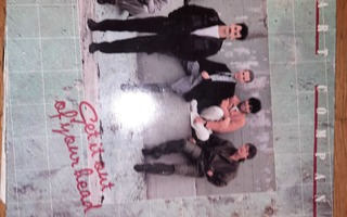 The Art Company – Get It Out Of Your Head (1984) lp levy