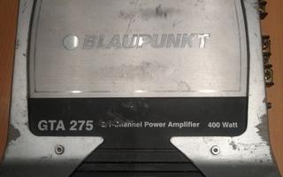 Vahvistin Blaupunkt GTA275 400W